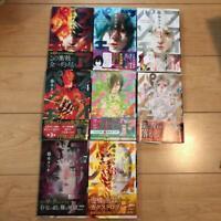 FIRE PUNCH Vol.1-8 Complete set Comics Manga
