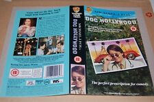 MICHAEL J. FOX in DOC HOLLYWOOD &THE SECRET OF MY SUCCESS ~  VIDEO SLEEVE'S