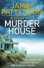 """""""AS NEW"""" Murder House, Patterson, James, Book"""