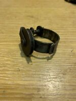 Vintage Sturmey Archer 3 Speed Bicycle Cable Pulley, Metal #456