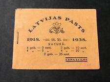 RARE Lettland Litauen  Latvia  Latvija Briefmarken Sammlung Stamps