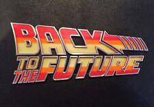 """Back To The Future"" 3D Movie Logo Emblem Badge Sign Motif Fan Memorabilia"