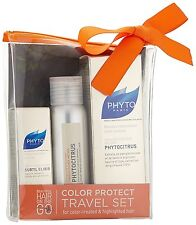 Phyto Paris Phytocitrus Color Protect Travel Set For Color-Treated Hair, 3 Pcs