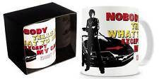 Tazza in ceramica Knight Rider - Nobody Tells Me what to do except my car Mug