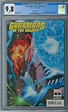 Guardians Of The Galaxy # 2 Variant 1:25 Cover CGC 9.8 Cosmic Ghost Rider