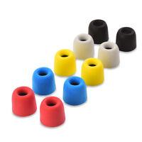 2x T400 Sponge Foam Earbud Tips Replacement In-Ear Earphone Ear Plugs Sweet