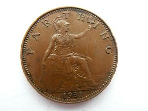 1931 - Farthing - very collectable