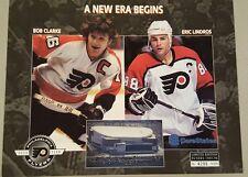 Philadelphia Flyers Lineup Card 1996 First Ever Game Wells Fargo Center 10/5/96