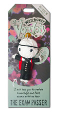 Watchover VooDoo Doll The Exam Passer Key Ring Charm