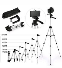 Tripie  para cualquier celular y camara.Tripod for cellphones and cam.