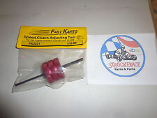VINTAGE RACING GO KART NEW DXL SPEED CLUTCH ADJUSTING TOOL CART PART