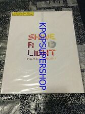 G-Dragon Shine A Light Pamphlet Photobook GD Official Concert Merch Big Bang OOP