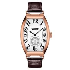 New Tissot Heritage Porto Mechanical White Dial Men's Watch T128.505.36.012.00