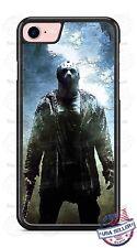 Jason Friday the 13th Halloween Design Phone Case for iPhone Samsung Google etc