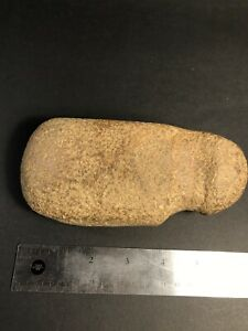 Native American Stone Artifact  Axe Head