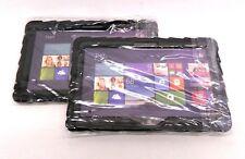 "LOT OF 2 GS-VENUE11- Gumdrop Hideaway Case for Dell Venue 11"" Pro Atom Tablet"