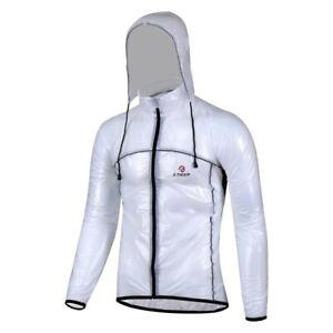 Waterproof Cycling Jacket Raincoat Outdoor Sport Windproof Clothing Rain Ware