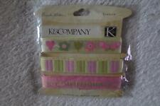 K and Company BM Small Wonders Girl Ribbon Crafts New