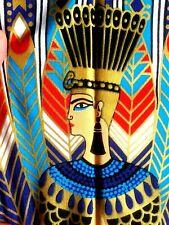ERTE Scarf 100% Silk Vintage Art Deco Made in Italy