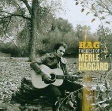 Merle Haggard - Hag: The Best Of Merle Haggard (NEW CD)