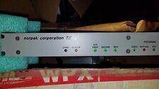 Norpak corporation TES5 digital video vbi processor Video Encoder/Inserter
