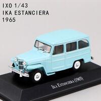1:43 Scale IXO Toy IKA ESTANCIERA 1965 DIECAST CAR  MODEL