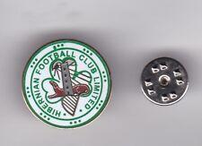 Hibernian - lapel badge No.3 butterfly fitting