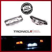 LED Kennzeichenbeleuchtung Mercedes C W203 CLK W209 SL R230 W211 R171 C219 Tesla