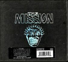 The Mission,limited numbered edition 2cd box set- Never Again