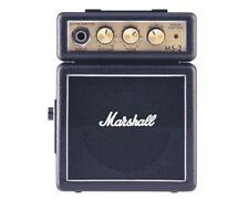 Amplificatori per chitarra principianti marca Marshall per chitarre e bassi