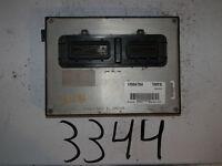 06 HHR 05 06 COBALT PURSUIT COMPUTER BRAIN ENGINE CONTROL ECU ECM MODULE UNIT