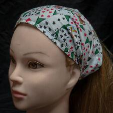 Playing Cards Casino Wide Hair Band Head Headband Ladies Fashion Feeanddave
