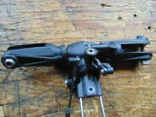 MINI TITAN E325 MAIN ROTOR HEAD ASSEMBLY C/W FLYBAR SEESAW
