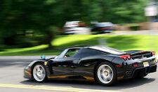1 Ferrari F1 Racing GT Sport Race Car 12 Exotic Auto Racer Carousel Black 18 Art