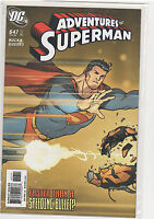 Adventures of Superman #647 Greg Rucka 9.6