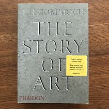 The Story of Art by E. H. Gombrich; Leonie Gombrich