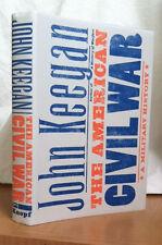 THE AMERICAN CIVIL WAR: A Military History by John Keegan (hardcover 2009)