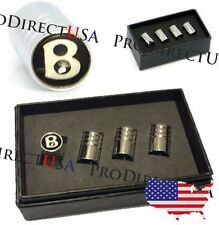 Bentley Logo Tire Wheel Air Valve Stem Caps Covers Mulsanne Flying Spur SUV *USA