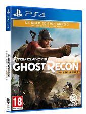 57652 Ubisoft SW Ps4 103577 Ghost Recon Wild. Y2 Golds 0019 0732311ubisoft