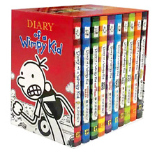 Diary Of A Wimpy Kid set Collection PACK  14 &BOOKS📚 + FREE DELIVERY OFFER  🔥