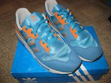 f156c8cf81385 ADIDAS ZX 420 OG M18234 Imported Perfect! Bright Cyan   Matte WORN ONCE US  13.5
