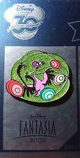 Disney-30th Anniversary Commemorative Pin Series - Fantasia 2000 Yoyo Flamingo