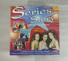 Jeu de Société Séries Story - Fans de Serie TV Edition Française - Tilsit - 2006