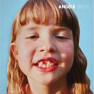 ANGELE BROL RARE VINYL LP BLANC WHITE