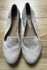 Poelman leather shoes size 5