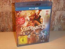 STREET DANCE 3D Zwei Welten, ein Traum - BLU-RAY 3D + 2D Version - FSK 6