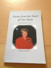 RUTH BARRINGTON, POEMS FROM THE HEART OF OUR MUM,
