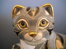 Derosa Rinconada Medium Wildlife Collection Emerald 1004 Cat NEW NO BOX