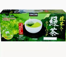 ‼️100Tea Bags-Japan Green Tea***A Blend of Sencha and Matcha***
