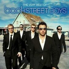 Backstreet Boys - The Very Best Of (NEW CD)
